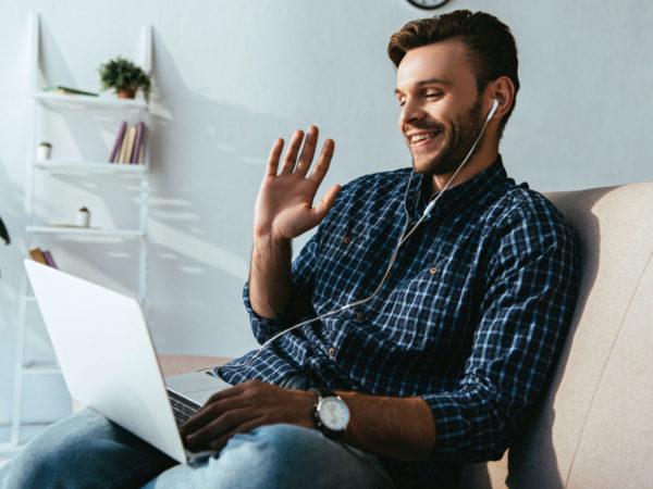 Skype / Facetime / Online sessie
